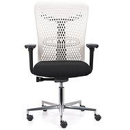 EMAGRA ATHENA IVORY Black - Office Chair