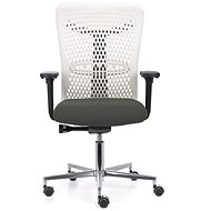 EMAGRA ATHENA IVORY Grey - Office Chair