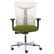 EMAGRA ATHENA IVORY Green - Office Chair
