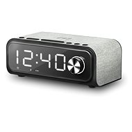 Energy Sistem Clock Speaker 4 Wireless Charge - Radio Alarm Clock