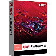 ABBYY FineReader 14 Standard Upgrade (Electronic License) - Software OCR