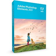 Adobe Photoshop Elements 2020 MP ENG (electronic license) - Graphics Software