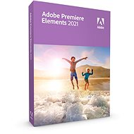Adobe Premiere Elements 2020 MP ENG upgrade (elektronická licence) - Elektronická licence