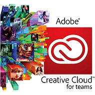 Adobe Creative Cloud for Teams MP ML (incl. CZ) Commercial (1 month) - Electronic license
