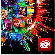 Adobe Creative Cloud for teams All Apps with Adobe Stock MP ML (incl. CZ) Commercial (1 month) (elektr - Electronic license