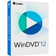 Corel WinDVD 12 Corporate Upgrade License ML Single User  (Electronic License) - Electronic license