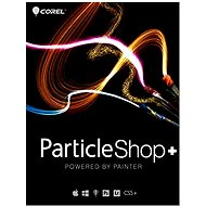 Corel ParticleShop Plus Corporate License (Electronic License) - Electronic license
