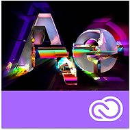 Adobe After Effects Creative Cloud MP team ENG Commercial (1 Month) (Electronic License) - Graphics Software