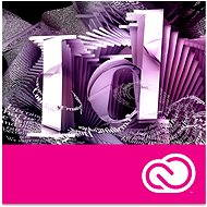 Adobe InDesign Creative Cloud MP ENG Commercial  (1 Month) (Electronic License) - Graphics Software
