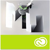 Adobe Muse Creative Cloud MP ML (incl. CZ) Commercial (1 month) (Electronic License) - Electronic license
