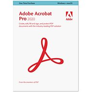 Acrobat Pro DC (12) MP ENG NEW COM Lic 1+ (450) - Electronic license