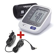 OMRON M6 Comfort with Intelli cuff + power source - Pressure Monitor