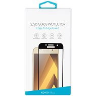 Epico Glass 2.5D for Huawei Nova, black - Glass protector