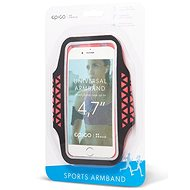 Epico Sport Armband orange - Mobile Phone Case