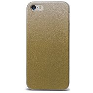 Epico GRADIENT for iPhone 5/5S/SE - gold - Protective Case