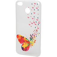 Epico SPRING BUTTERFLY for Xiaomi Redmi 4X - Mobile Case