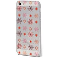 Epico COLOR SNOWFLAKES for iPhone 5/5S/SE - Protective Case