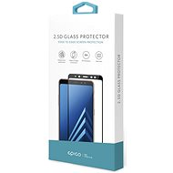 Epico Glass 2.5D for Samsung J3 (2017) - gold - Glass protector