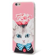 Epico Cat&Roses for iPhone 6/6S - Mobile Case
