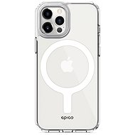 Epico Hero Magnetic Magsafe Compatible for iPhone 12/12 Pro - Transparent - Mobile Case