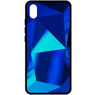 Epico COLOR GLASS CASE Xiaomi RedMi 7A - blue - Mobile Case