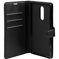 Epico FLIP CASE Sony Xperia 1 - Black - Mobile Phone Case