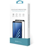 Epico Glass 2.5D for Honor 8X - Black - Glass protector
