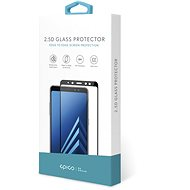 Epico Glass 2.5D for LG G7 - Black - Glass protector
