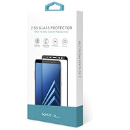Epico 2.5D Glass Huawei Y5p - Black - Glass protector