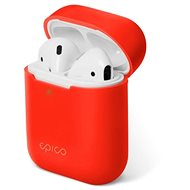 EPICO SILICONE CASE AIRPODS Gen 2 - Red - Case