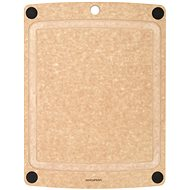EPICUREAN Anti-slip Cutting Board, 39 x 28cm, Natural - Cutting board