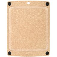 EPICUREAN Anti-Slip Cutting Board, 25 x 18cm, Natural - Cutting board