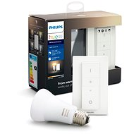 Philips Hue White Ambiance Dimming kit + Philips Hue White Ambiance 9.5W - Dimmers