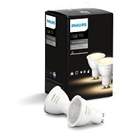 Philips Hue White Ambiance GU10 5.5W set of 2 - LED bulb