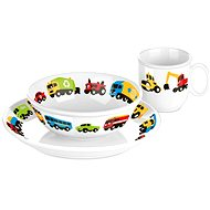 Tescoma Dining set BAMBINI - cars - Cookware Set