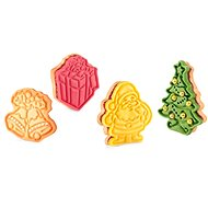 Tescoma DELÍCIA 4 Christmas Biscuit Cutters 630857.00 - Biscuit Cutters