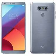 LG G6 Platinum - Mobile Phone