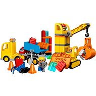 LEGO DUPLO 10813 Big Construction Site - Building Kit