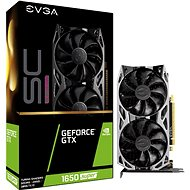 EVGA GeForce GTX 1650 SUPER SC ULTRA GAMING - Graphics Card