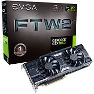 EVGA GeForce GTX 1060 3GB FTW2+ GAMING iCX - Graphics Card