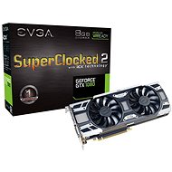 EVGA GeForce GTX 1080 SC2 GAMING iCX - Graphics Card