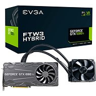 EVGA GeForce GTX 1080 Ti FTW3 HYBRID GAMING - Graphics Card