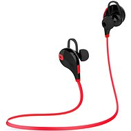 EVOLVEO SportLife XS3 Red/Black - Headphones with Mic