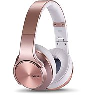 EVOLVEO SupremeSound E9 pink/white - Wireless Headphones