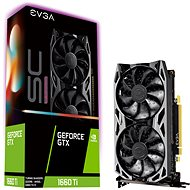 EVGA GeForce GTX 1660 Ti SC ULTRA GAMING - Graphics Card