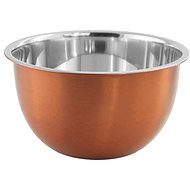 FACKELMANN Bowl 1.2l, Stainless Steel/Copper - Bowl