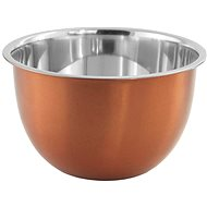 FACKELMANN Bowl 2.6l stainless/copper - Bowl