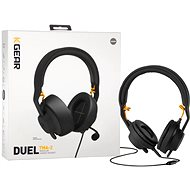 Fnatic Gear Duel - Headphones with Mic