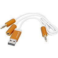 Firefly Bluetooth Receiver Car Pack Gold - Bluetooth Adapter
