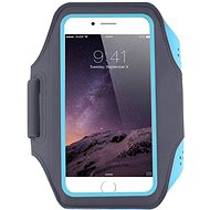 Mobilly Handheld Sports Case, Blue - Mobile Phone Case